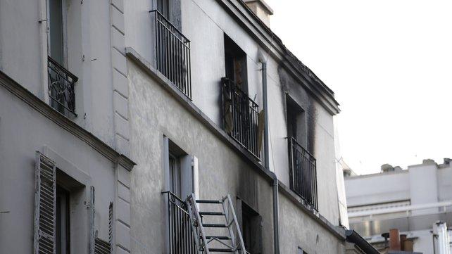 Gyerekek is meghaltak a lakástűzben