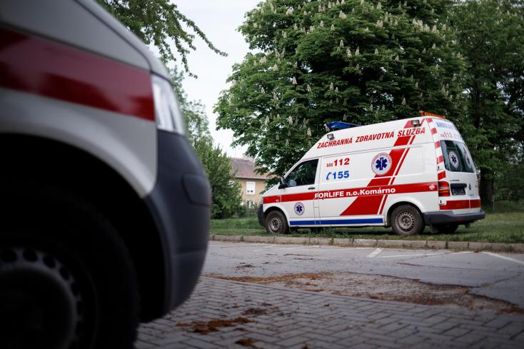 Halálos munkabaleset: több tonna vas zúdult egy férfire, már nem tudták megmenteni az életét