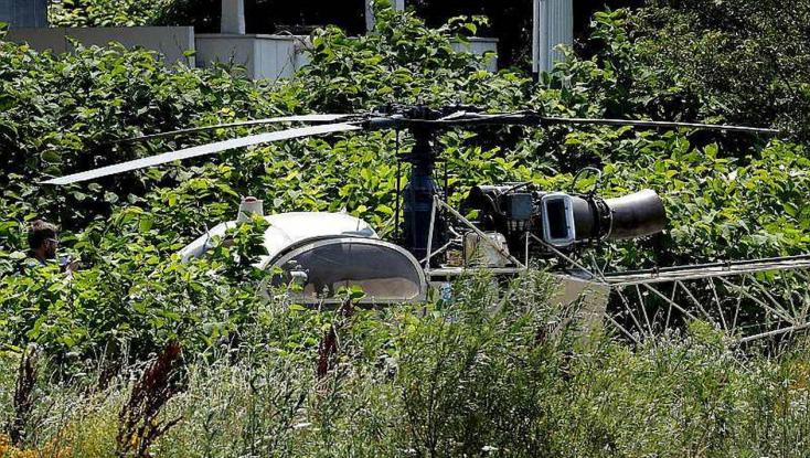 Akár a filmekben! Helikopterrel szökött meg egy rab a börtönből