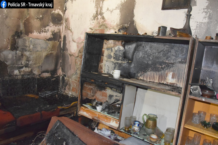 Tűz ütött ki egy lakásban, odabent egy azonosíthatatlan holttestet találtak