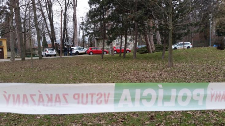 BORZALOM: Egy férfi agyonszurkált holttestét találták meg a parkban