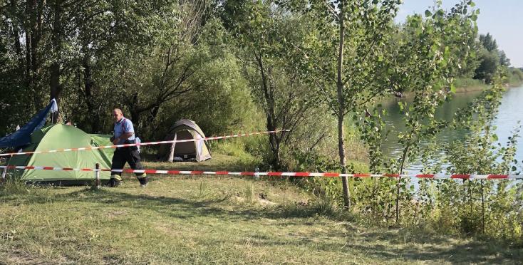 TRAGÉDIA: Belefulladt egy 30 éves magyarországi férfi az Ekecs és Nagymegyer közti bányatóba