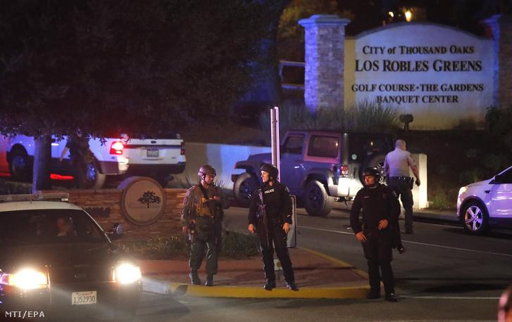 Kaliforniai lövöldözés: Egykori katona a több halálos áldozattal járó kaliforniai ámokfutás elkövetője