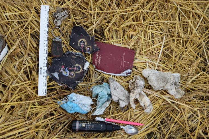 Ismeretlen férfi holtteste hevert a mezőn, a rendőrség segítséget kér az azonosításában (FOTÓK)
