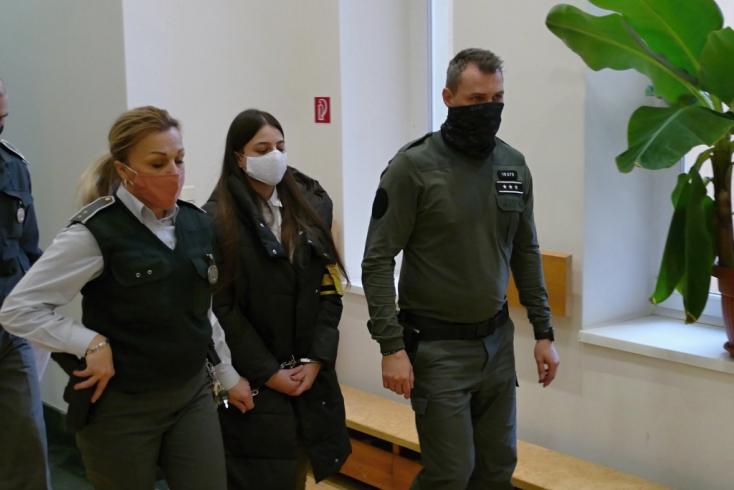 Megszületett a végleges ítélet: börtönben tölti legszebb éveit a barátját brutálisan meggyilkoló Judita