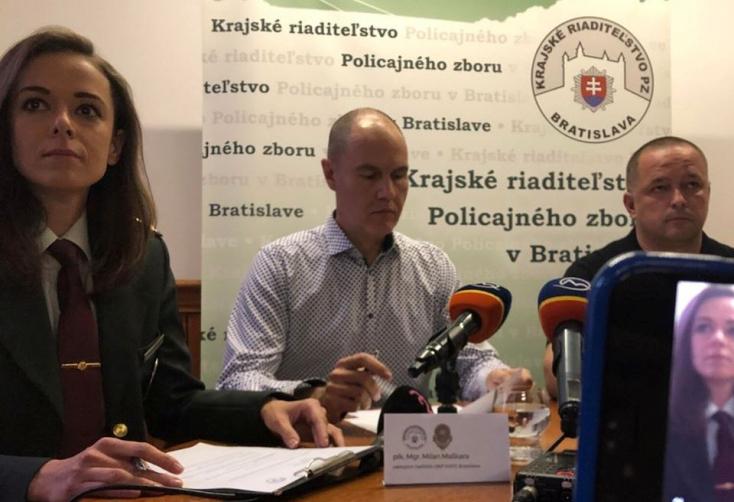 BORZALOM: Újabb női holttestet találtak Pozsonyban