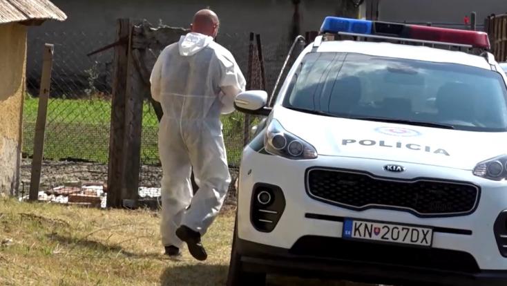 Gyilkosság Búcson: megkéselte nagybátyját a 38 éves nő, holttestét pedig pokrócokba bugyolálta