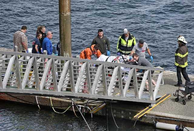 Baleset ért két hidroplánt Alaszka partjainál, hárman meghaltak