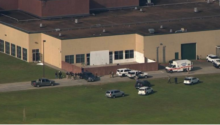 Újabb lövöldözés volt egy amerikai középiskolában