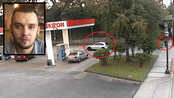 Az autójáért gyilkoltak meg egy 31 éves szlovákiai férfit egy benzinkúton (videó)