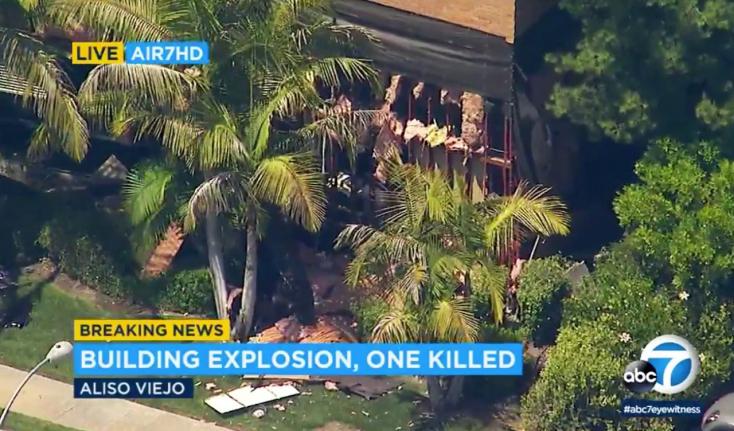 Őrizetben a magyar nő halálával járó kaliforniai robbantás gyanúsítottja!