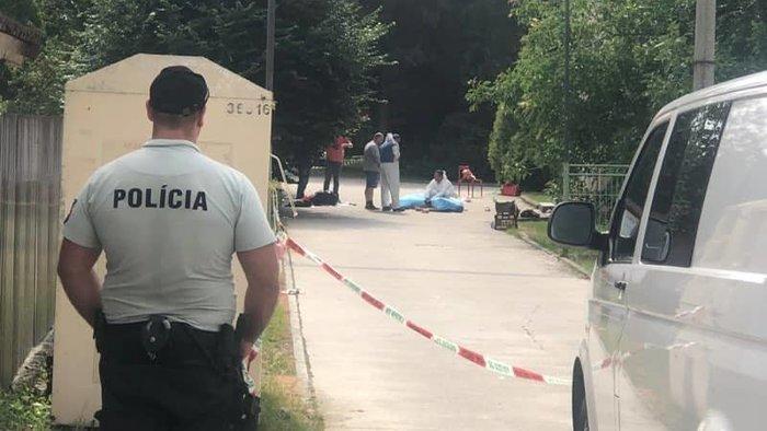 Egy halottja és két súlyos sérültje van a Púchov melletti diszkós lövöldözésnek - a gyilkos szökésben!