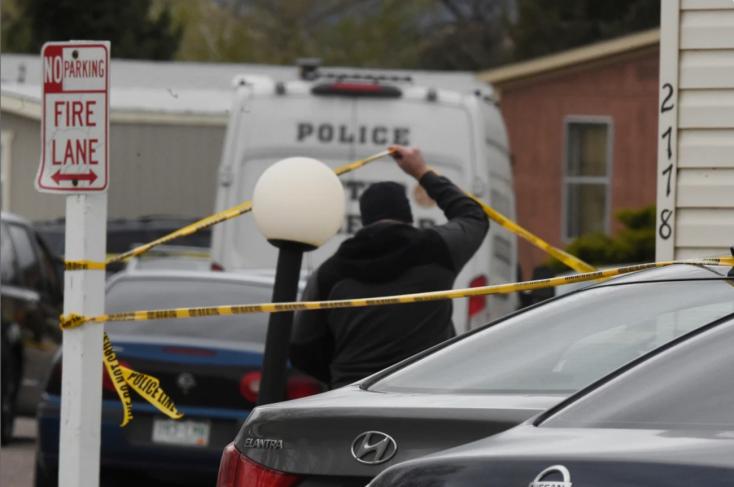 Hat embert megölt egyférfi Coloradóban, mert nem hívták meg aszületésnapi buliba