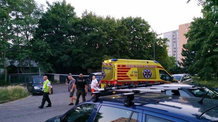 Lövöldözés volt Pozsonyban, bilincsben végezte egy fickó