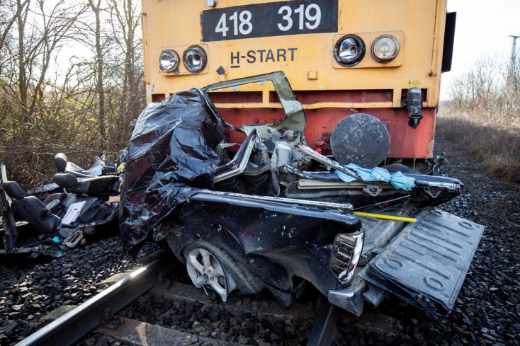 Borzalmas vasúti baleset Magyarországon: egy ember meghalt