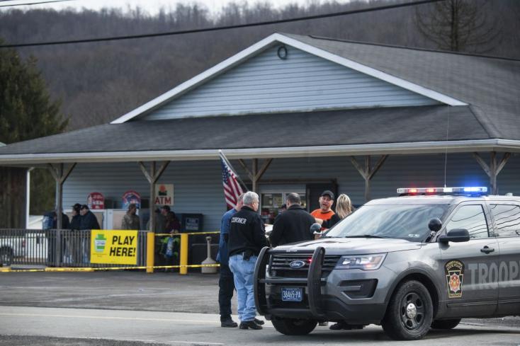 Öt halottja volt egy lövöldözésnek Pennsylvaniában!