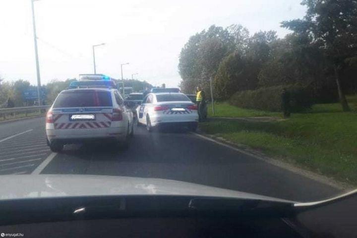 Rendőri intézkedés közben agyonlőtte magát egy embercsempész Magyarországon - a kézigránátja is felrobbant!