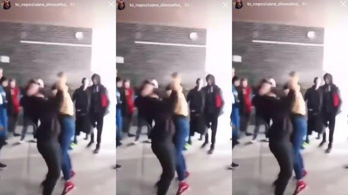 Verekedéseket szervezhettek a fiatal lányok, 20 eurós belépőt kértek (megrázó videó)