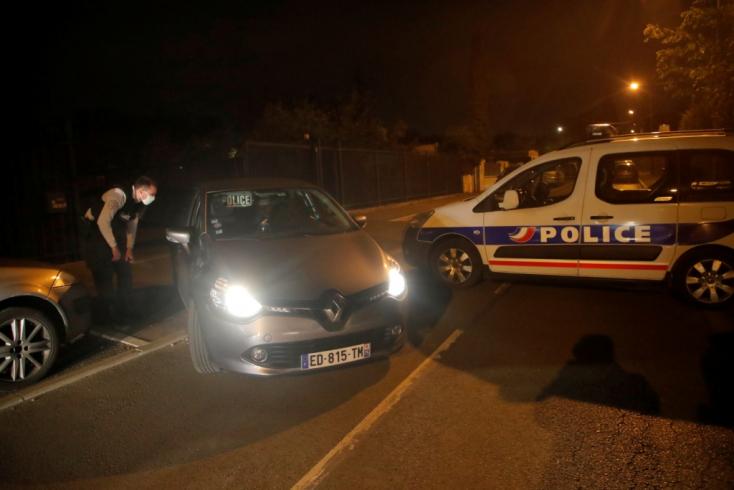 Iszlamista terrormerénylet volt a francia tanár lefejezése