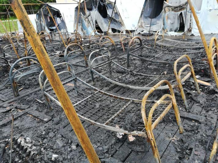 BORZALOM: Tűz ütött ki egy gyerektáborban, egy kislány meghalt, hárman kómában vannak