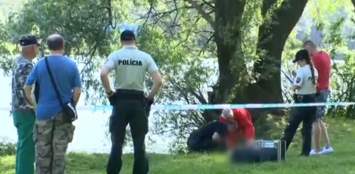 TRAGÉDIA: Ismeretlen nő holttestét húzták ki egy tóból