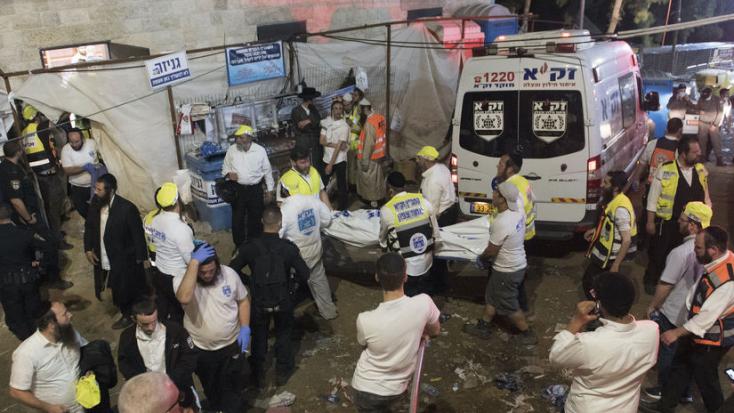 BORZALOM: Tolongás alakult ki az ünnepségen, rengetegen meghaltak