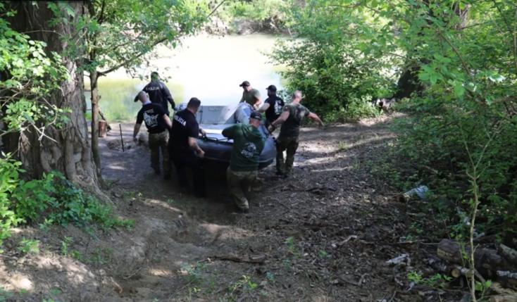 Eltűnt férfi holttestét találták meg a folyóban