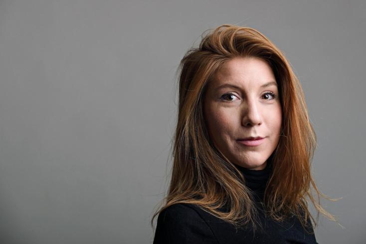 Megtalálták a svéd újságírónő levágott fejét, két lábát és ruháit