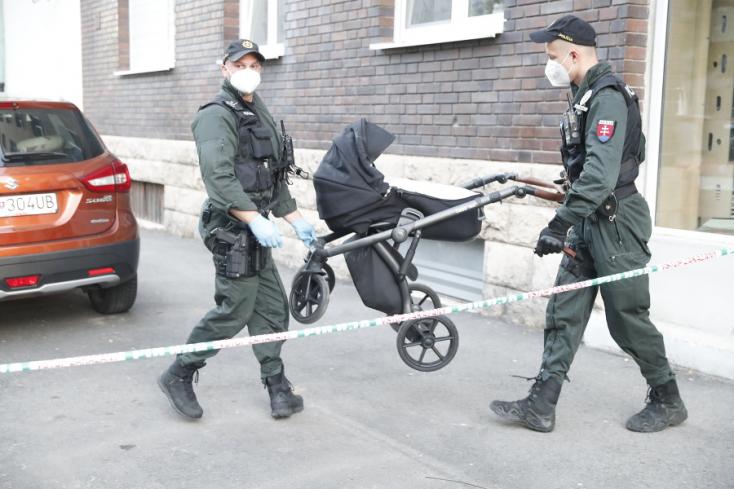 Romlott a kisbabájával Pozsonyban liftbalesetet szenvedett édesanya állapota