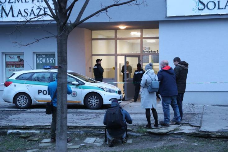 Lövöldözés Pozsonyban! Ketten meghaltak, egy kisbabát találtak a helyszínen