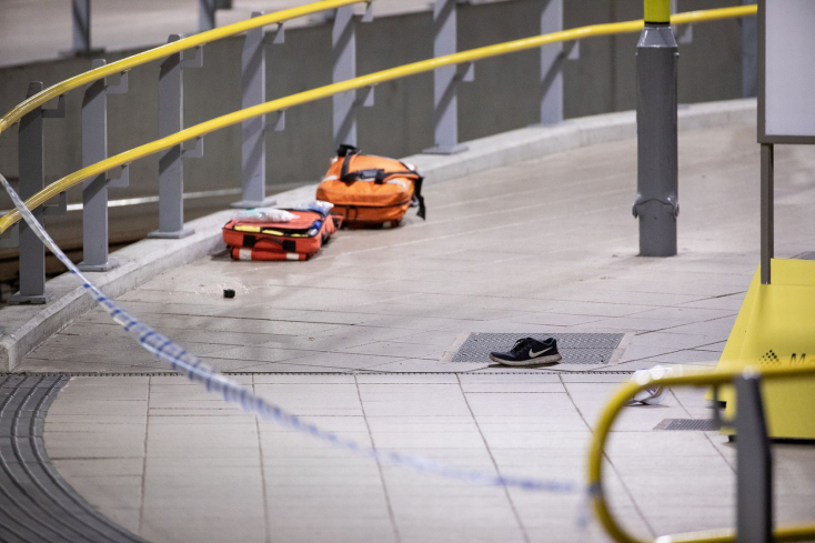 TERROR: Késelt egy eszement szilveszterkor Manchesterben