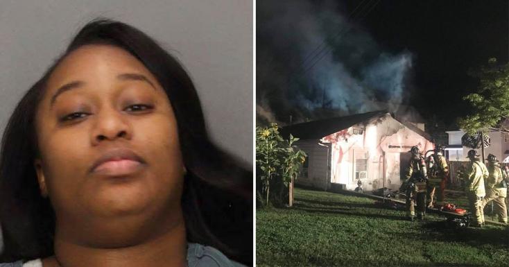 Rágyújtotta egy nő a pasira a házat, miután az áthívta szexelni, de közben elaludt