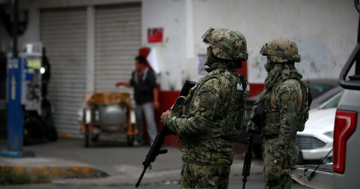 Csontokat és üvegben egy magzatot találtak a rendőrök egy mexikói drogkartell rejtekhelyén