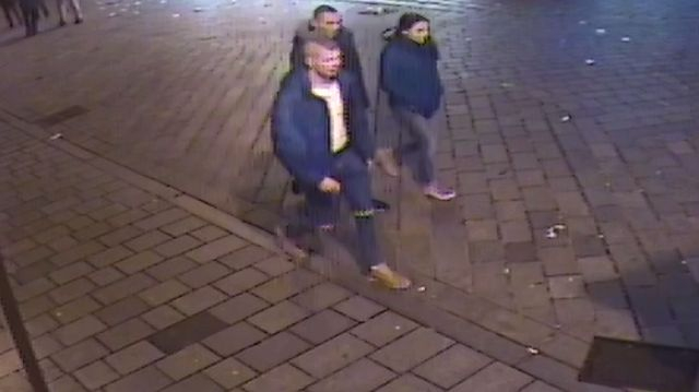 Ez a három fiatal késelhetett meg brutálisan egy férfit a belvárosban
