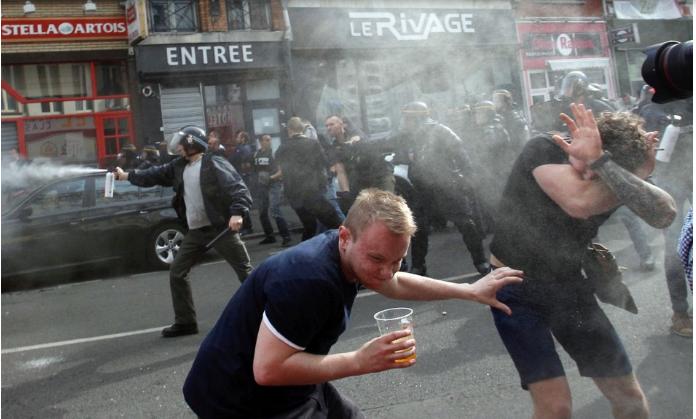 Tragédia Franciaországban az Afrika Kupa negyeddöntője után: Egy férfi halálra gázolt egy családanyát