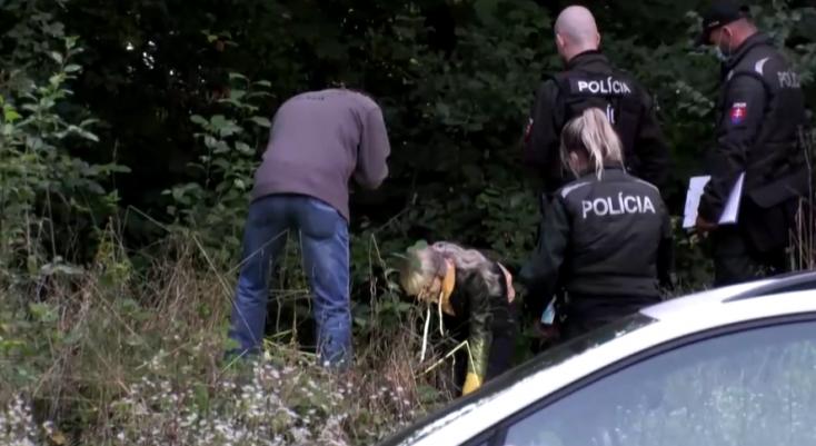 BORZALOM: Szőnyeggel letakart holttestet találtak a járókelők