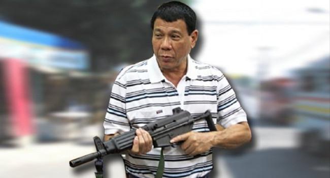 Tizenévesen elkövetett gyilkossággal dicsekedett a bolond Duterte