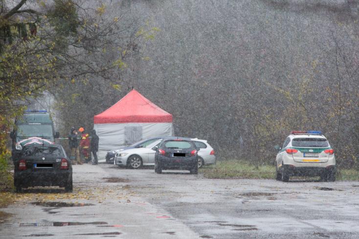 Eltűntként keresték a férfit, akinek holttestét a somorjai Pomlénál találták meg
