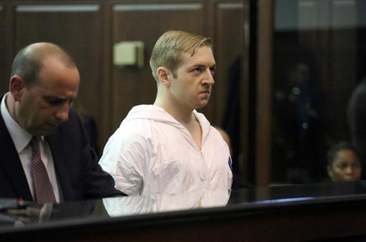 Karddal döfte le áldozatát a rasszista gyilkos, ám sajnálja, hogy nem volt fiatalabb