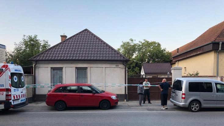 GYILKOSSÁG: Átlőtt fejjel találtak meg családi házuk udvarán egy szeredi férfit!