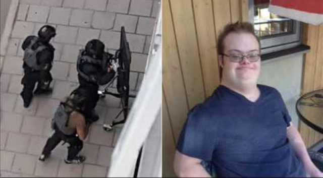 Három rendőr lőtte le a Down-szindrómás fiatalembert