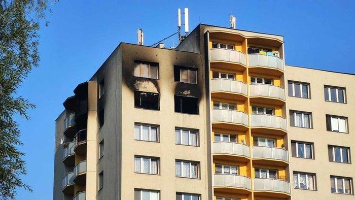 Családi viták állnak a csehországi tragikus lakóháztűz hátterében